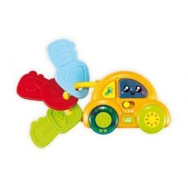 Edukační hračka Baby Mix autíčko Kousátka