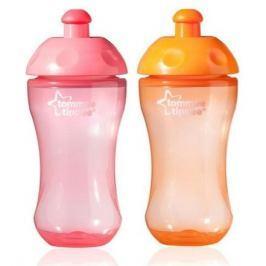 Sportovní láhev 300ml 36m+ Basic Dětské lahve s pítkem