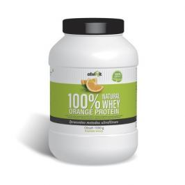 ALVIFIT 100% Natural WHEY Orange Protein 1000g Proteiny