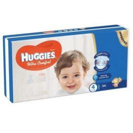 HUGGIES Ultra Comfort vel.4 54ks Jednorázové dětské pleny