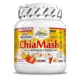 Mr.Popper´s Protein ChiaMash jahoda-banán 600g