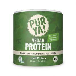 PURYA! Bio Vegan Konopný protein 250 g Proteiny