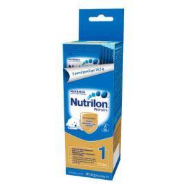 Nutrilon 1 Pronutra 5x18.3g Počáteční kojenecká mléka