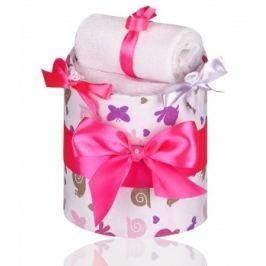 Plenkový dort LUX, malý šnek Dárky pro rodiče