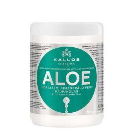 Obnovující maska s Aloe Vera (Aloe Vera Moisture Repair Shine Hair Mask) - Objem: 1000 ml Balzámy na vlasy