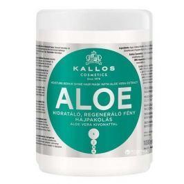 Obnovující maska s Aloe Vera (Aloe Vera Moisture Repair Shine Hair Mask) - Objem: 275 ml Balzámy na vlasy