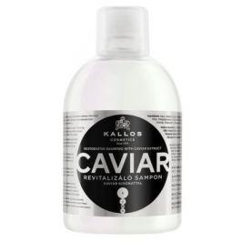 Obnovující šampon s kaviárem KJMN (Caviar Restorative Shampoo with Caviar Extract) - Objem: 1000 ml Šampony