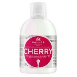 Vyživující šampon s výtažkem z třešní (Conditioning Shampoo with Cherry Seed Oil) 1000 ml