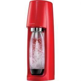 Spirit Red výrobník perlivé vody SODA