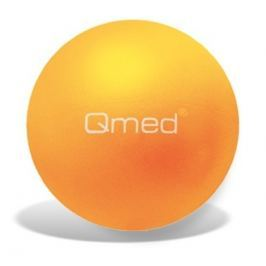 Qmed - Rehabilitační míč ABS GYM BALL oranž , průměr: 25-30 cm