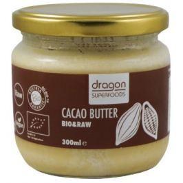 Kakaové máslo 300ml BIO RAW