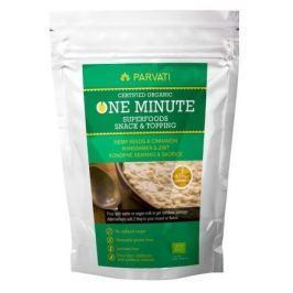 Snídaňová směs One Minute Snack hemp seed-cinnamon 300g