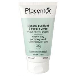 Placentor Čistící maska se zeleným jílem 150ml