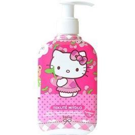 Hello Kitty tekuté mýdlo 250ml