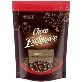Brusnice v hořké čokoládě 175g