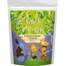 Snídaňová směs snack z džungle borůvka (dětská snídaně) 300g