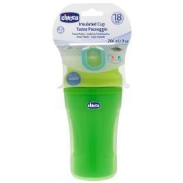 Láhev termo sportovní s brčkem, 18m+ - zelená