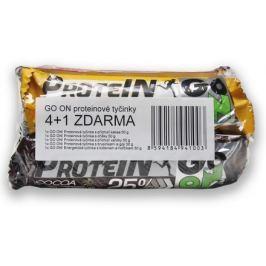 GO ON! Proteinové tyčinky 4+1 ZDARMA