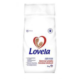 LOVELA powder color  5 kg / 40 pracích dávek