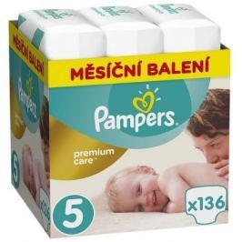 Pampers Premium Monthly Box S5 136ks