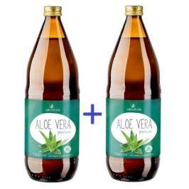 Allnature Aloe vera Premium 2x1000 ml