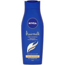NIVEA Šampon Hairmilk Silné vlasy 400ml 88657