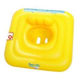 Nafukovací kruh pro nejmenší  Bestway žlutý
