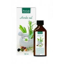Aloe Vera Herbs oil bylinný olej 100 ml