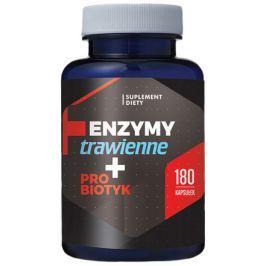 Hepatica Trávicí Enzymy + probiotika 150 mg 180 kapslí