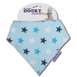 Dooky bryndáček Dribble Bib Blue Star
