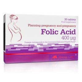 Olimp Folic acid - kyselina listová 30 tbl.