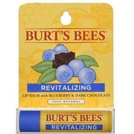 Burt´s Bees Posilující balzám na rty s borůvkou a čokoládou 4,25 g