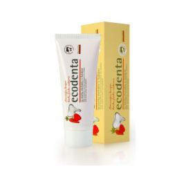 Ecodenta Zubní pasta s jahodovou příchutí pro děti 75ml