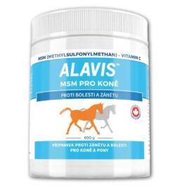 Alavis MSM pro koně a pony plv.600g