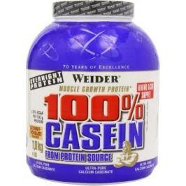 100% Casein, Weider, 1800 g, Čokoláda-Kokos