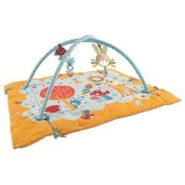Hrací deka s hrazdou Králíček