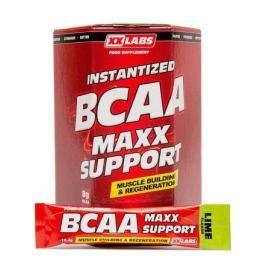 BCAA Maxx Support 30 sáčků 310g limetka