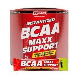 BCAA Maxx Support 60 sáčků 620g limetka