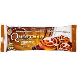 Quest Nutrition, Quest Bar, 60 g, Cinnamon Roll - Natural
