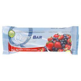 Quest Nutrition, Quest Bar, 60 g, Mixed Berry Bliss