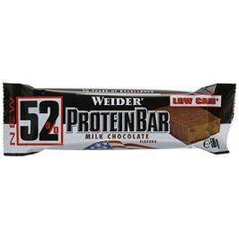 Weider, 52% Protein Bar, 50 g, Čokoláda