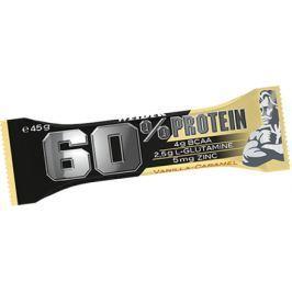 Weider, 60% protein bar, 45g, Salted Peanut-Caramel