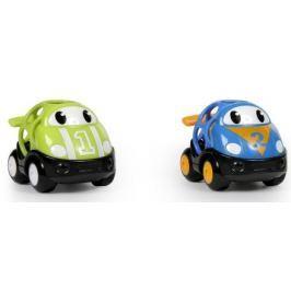 Hračka autíčko Oball Go Grippers 18m+, závodní 2ks