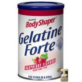 Weider, Gelatine Forte, 400 g, Malina