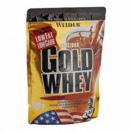 Gold Whey, syrovátkový protein, Weider, 500 g, Malina-Jogurt