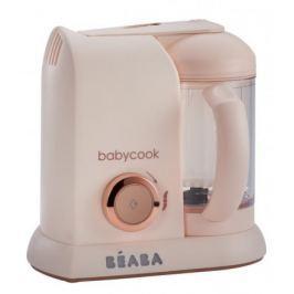 Parní vařič + mixér BABYCOOK SOLO limitovaná edice PINK