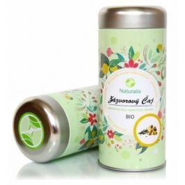 Zázvorový Čaj Naturalis BIO dóza 70g