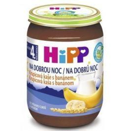 HiPP NA D.NOC BIO Krupicová kaše s banánem 190g
