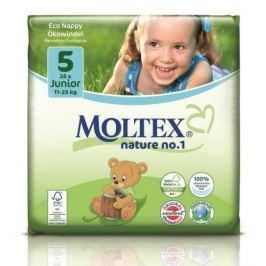 Plenky Moltex nature no. 1  Junior 11 - 25 kg (26 ks)