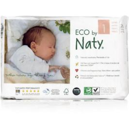 Plenky Naty Nature Babycare Newborn 2 - 5 kg (26 ks)
